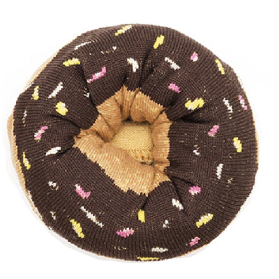 Doughnut Socks - Fudge Sprinkles