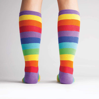 Super Juicy Youth Knee Socks