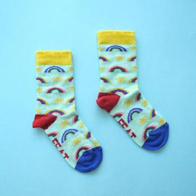 Kids Rainbow Socks