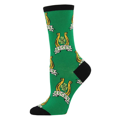 Women's Luck Of The Irish Socks