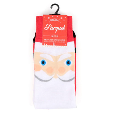 Men's Santa Claus Novelty Socks