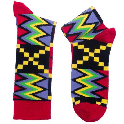 Na Wash Kente Socks