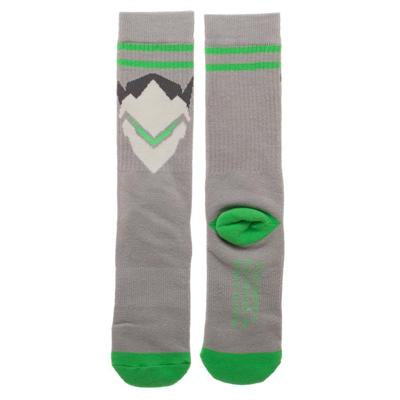 Overwatch Character Icon Athletic Sock
