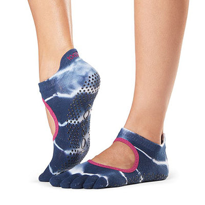 Full Toe Bellarina Grip Socks - Cosmic