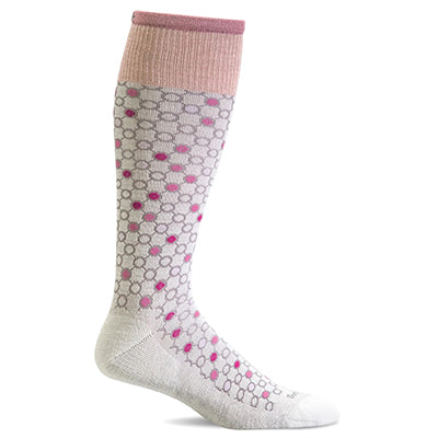 Women's Kinetic Moderate Graduated Compression Socks
