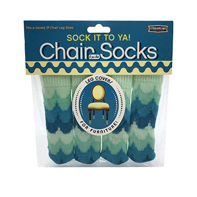 Sock It To Ya! Chair Sock Set - Mermaid