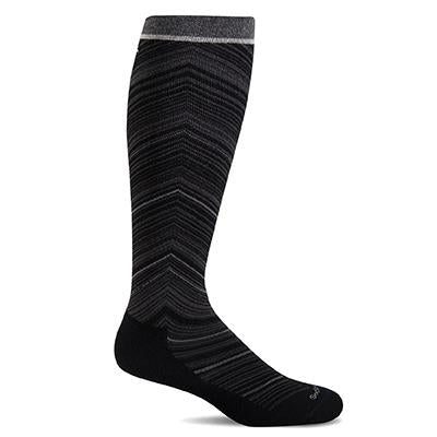 Women's Full Flattery Graduated Compression Socks