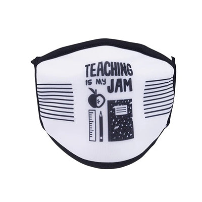Teaching Is My Jam Face Cover