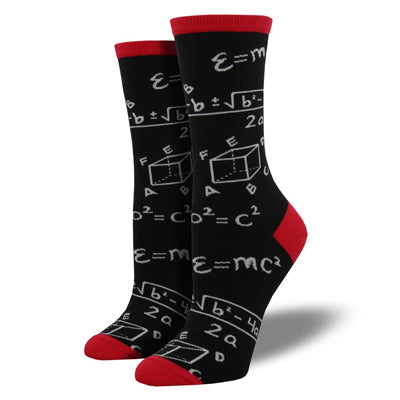 Women's Math Socks