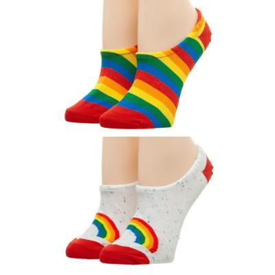 Rainbow 2 Pack Sock Liners