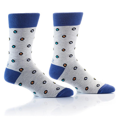 Spin Session Men's Crew Socks