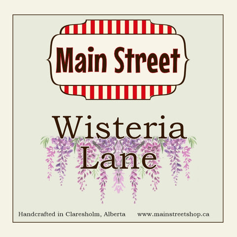 12 oz Wisteria Lane Soy Candle