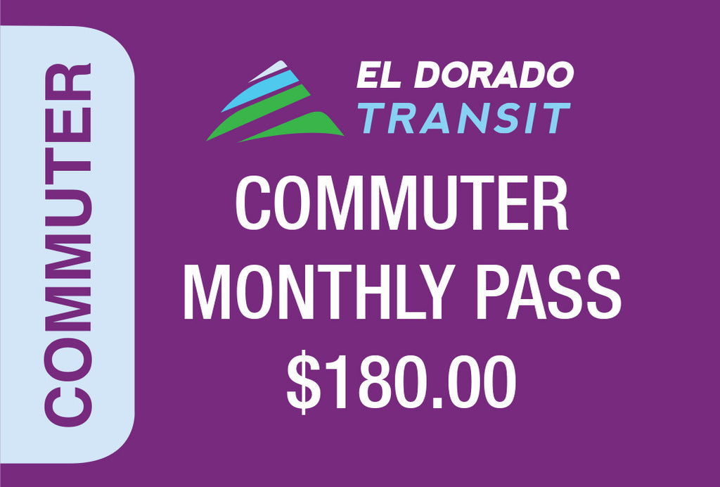 Commuter Monthly Pass
