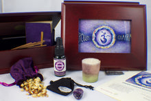 Crown Chakra Meditation Toolbox