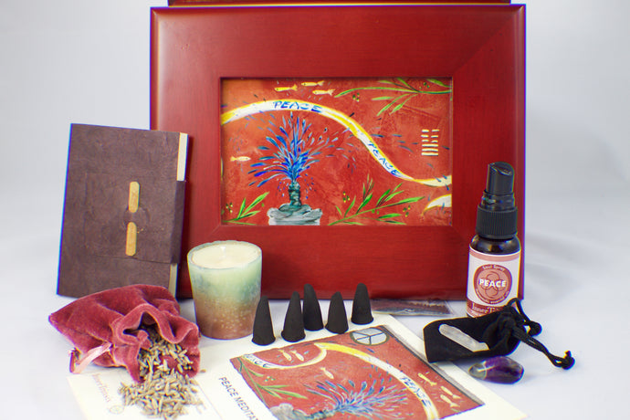 Peace Meditation Toolbox