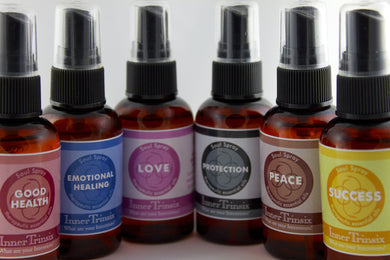 Intention Soul Spray Set