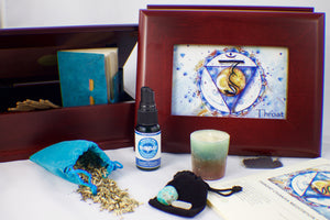 Throat Chakra Meditation Toolbox