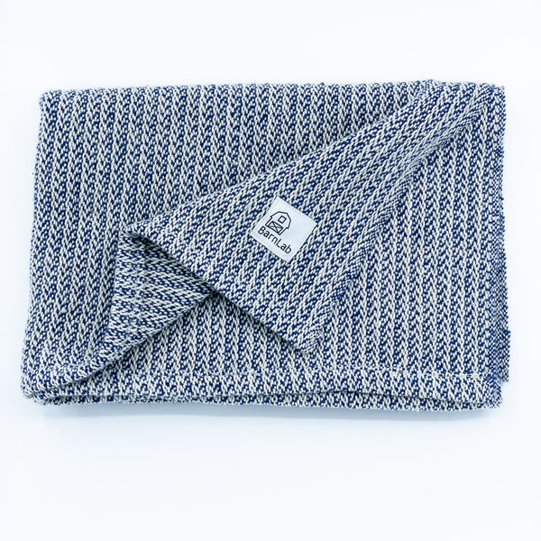 Navy Dishtowels