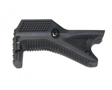 Angled Polymer Grip For Picatinny Rail - 102 Tactical