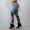 Brenda Print Leggings High Waist