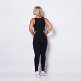 California Black Jumpsuit