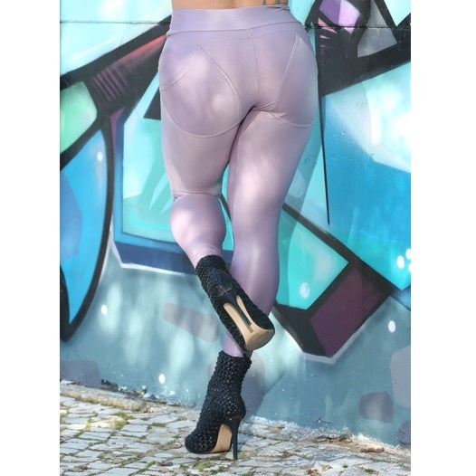 Nude Disco Leggings with pockets