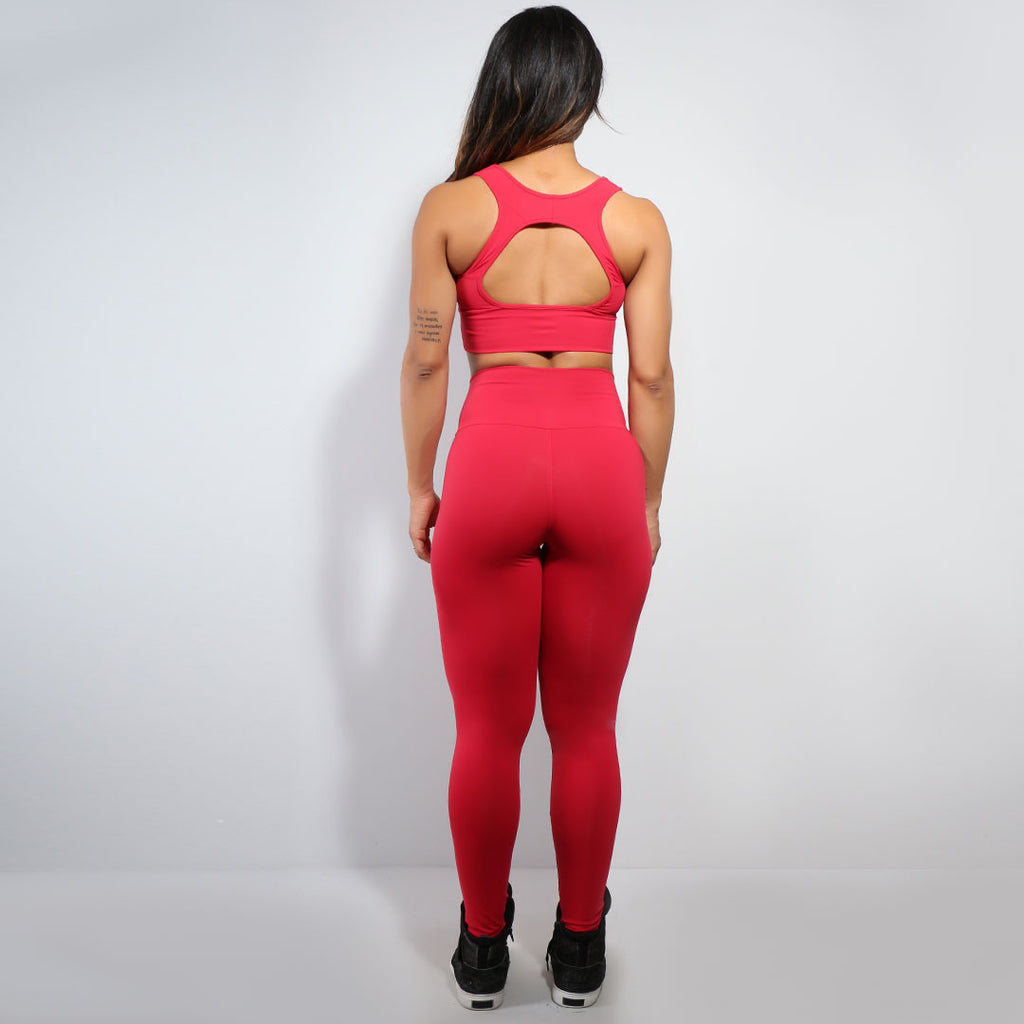 Red Sports Set
