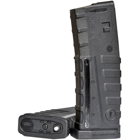 AR15-M16 30 Round .223 Magazine  Polymer w window, dust cover & full mag indicator pin