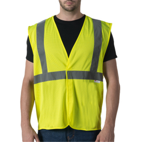 ANSI II Mesh Safety Vest