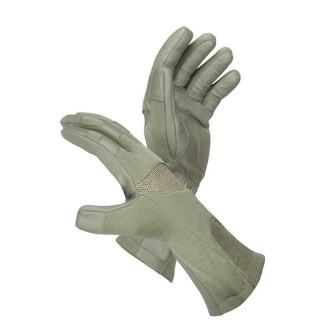 Contact Touchscreen Flight Glove with NOMEX IIIA