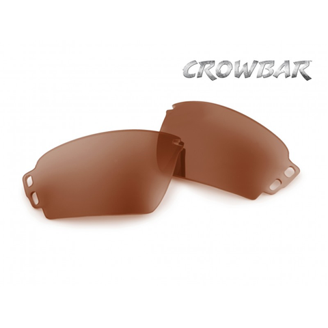 Crowbar 2.2mm replacement lens set Mirrored Copper
