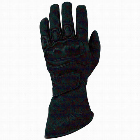 Franklin Gloves - Fire Resistant  Hard Knuckle Special Ops Long Cuff Glove