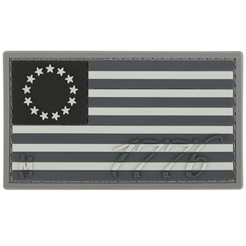 1776 US Flag Patch (SWAT)