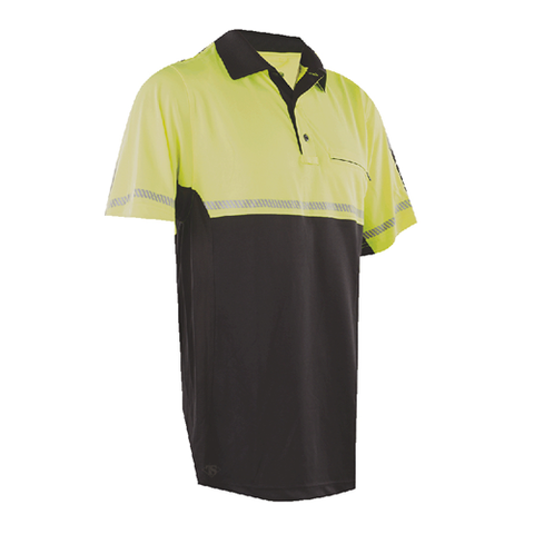 TruSpec - 24-7 Bike Performance Polo Shirt with Reflective Tape
