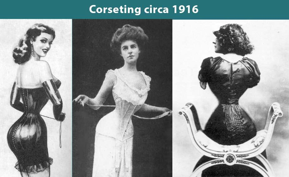 Corset & Corseting 101:Everything You Need to Know shapewear