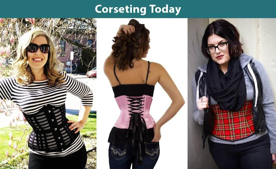 b3b3c5728d Corset & Corseting 101:Everything You Need to Know shapewear vs ...