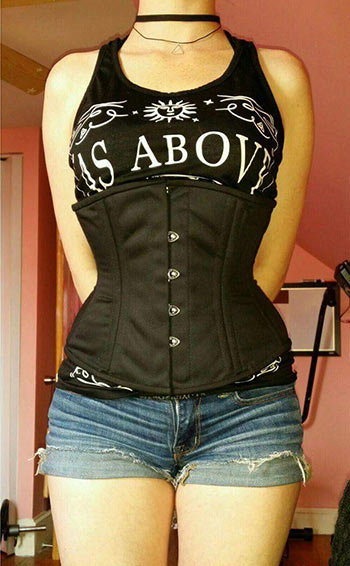 Waist Training Before & After Results - Photo Gallery