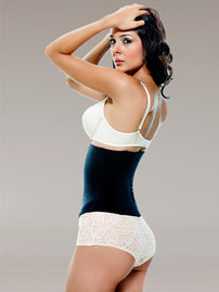 Vedette 103/149 POWERFUL Latex Waist Cincher side view