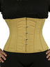 Plus Size Steel Boned Underbust Cotton Corset (CS-305)