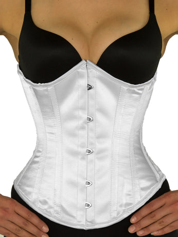 d9f1b392bf48f White Corsets - All Styles - Bridal   Fashion