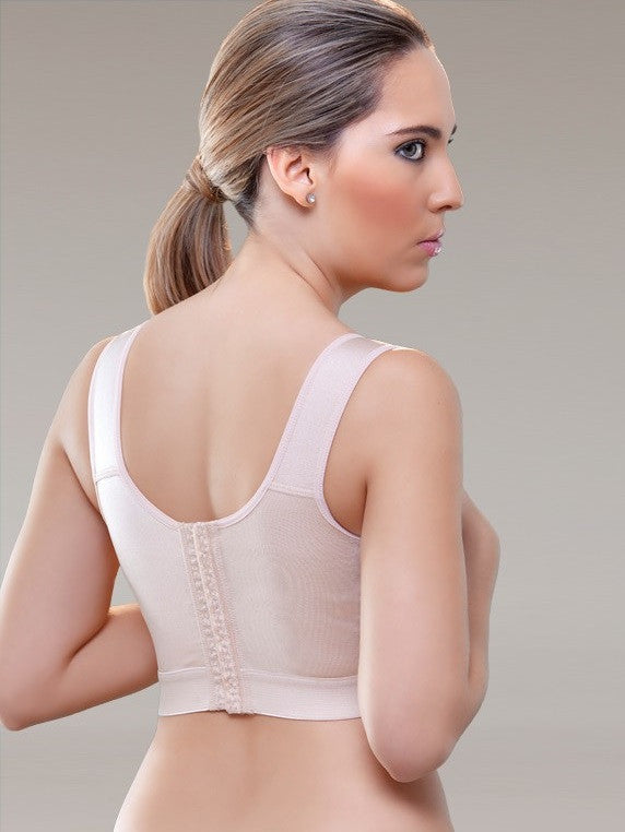 Vedette 941 in beige Underbust Bra Booster shapewear for back fat smoothing