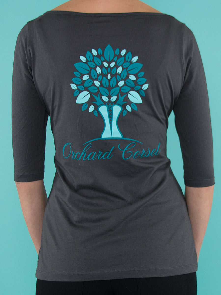 Limited Edition Orchard Corset T Shirt