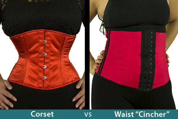 57b68692447 Corset   Corseting 101 Everything You Need to Know shapewear vs corset