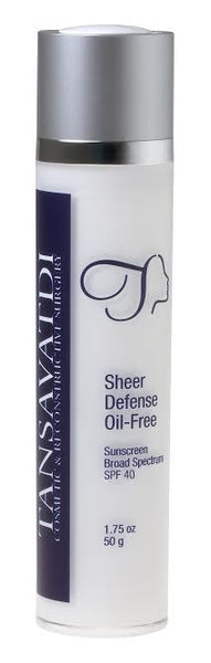 Sheer Defense Oil-Free<br/>(SPF 40)