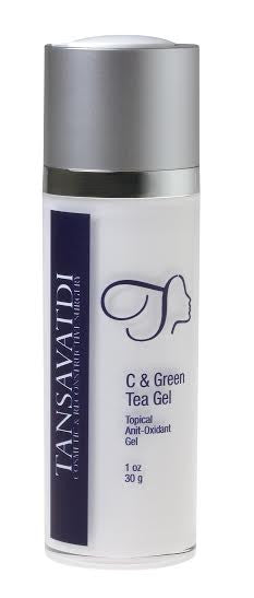 C & Green Tea Gel
