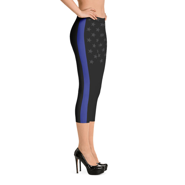 Thin Blue Line Capri
