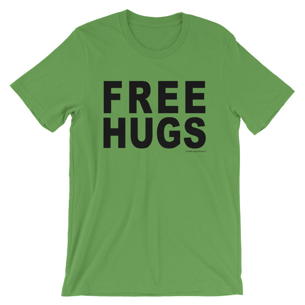 Free Hugs T-Shirt - Light Color Collection