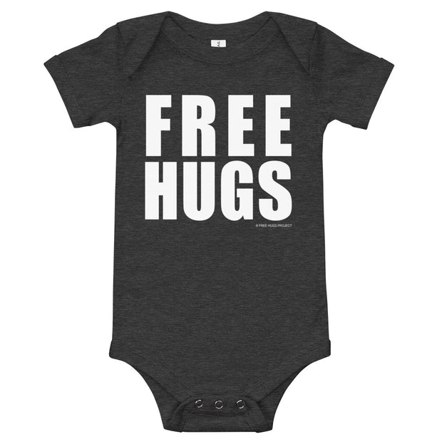 Free Hugs Onesie - Bold Color Collection