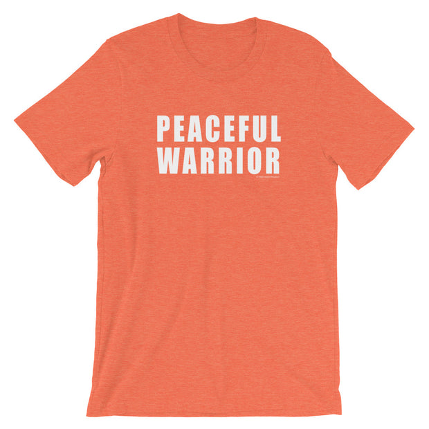 Peaceful Warrior T-Shirt