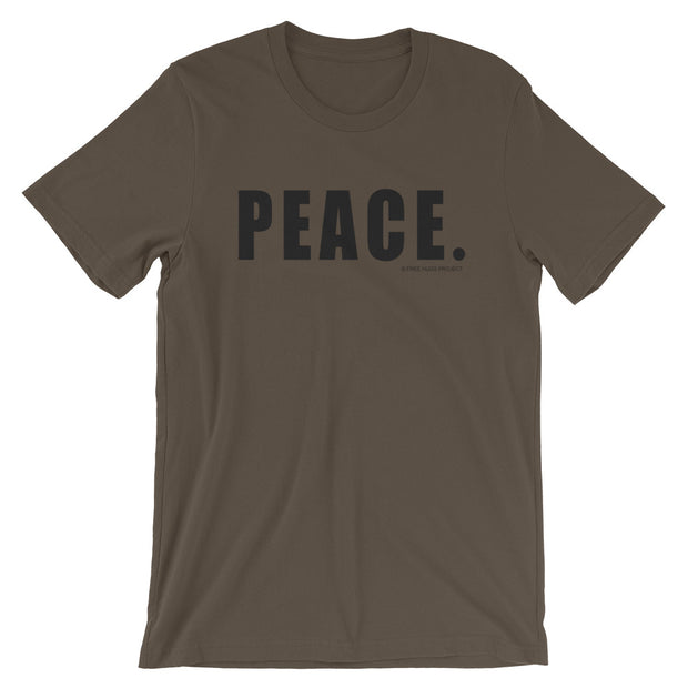 Peace Period T-Shirt - Combat Colors